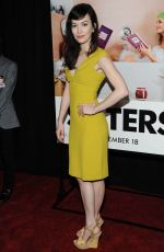 BRITT LOWER at Sisters Premiere in New York 12/08/2015
