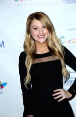 BROOKE SORENSON at 12th Annual Children's Hospital Los Angeles Holiday Party and Toy Drive in Hollywood 12/13/2015