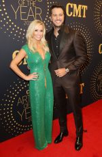 CAROLINE BOYER at 2015 CMT Artists of the Year Awards in Nashville 12/02/2015
