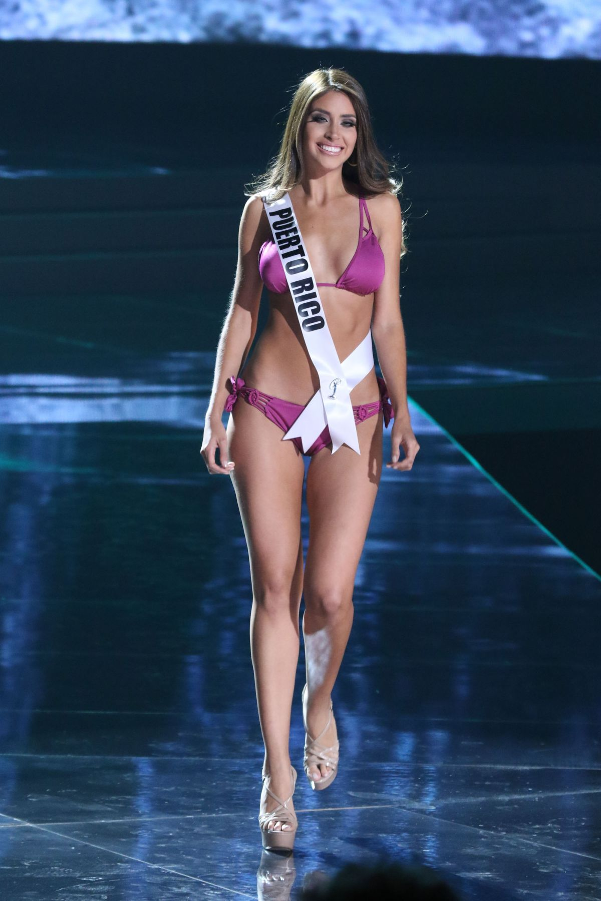 CATALINA MORALES - Miss Universe 2015 pPreliminary Round 12/16/2015
