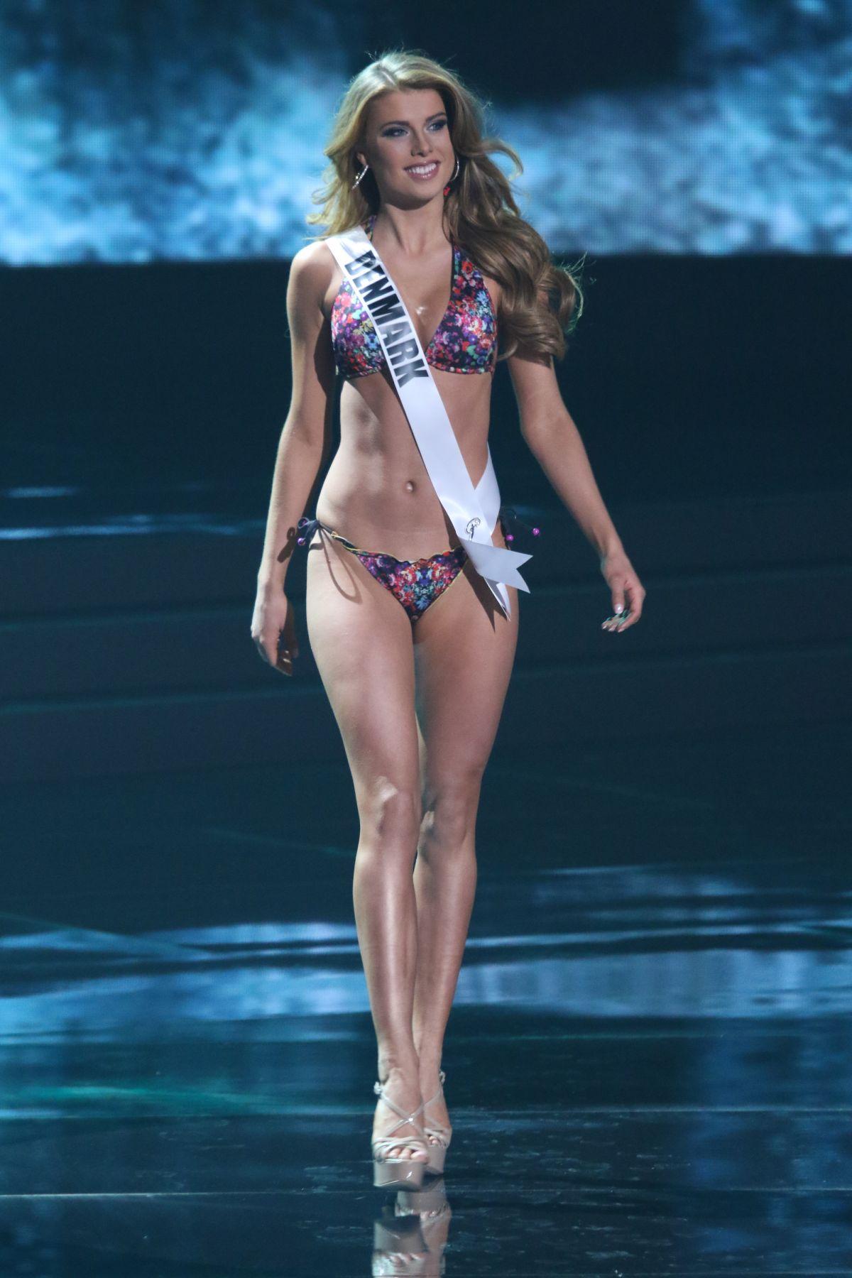 CECILIA WELLEMBERG - Miss Universe 2015 Preliminary Round 12/16/2015
