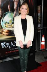 CLARE GRANT at Krampus Premiere in Hollywood 11/30/2015