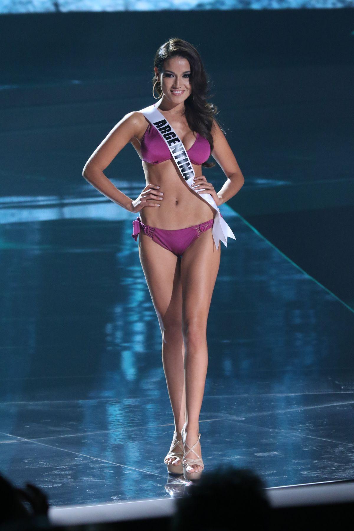 CLAUDIA BARRIONUEVO - Miss Universe 2015 Preliminary Round 12/16/2015