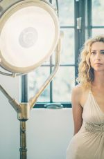 CLAUDIA BLACK by Nathaniel Taylor Photosoot