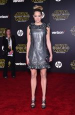 CODY HORN at Star Wars: Episode VII – The Force Awakens Premiere in Hollywood 12/14/2015