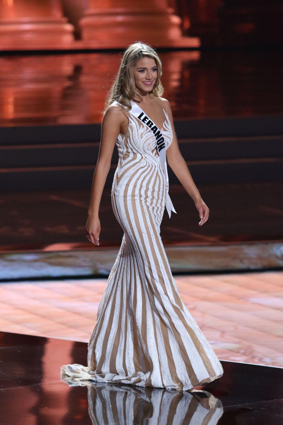 CYNTHIA ROGER SAMUEL - Miss Universe 2015 Preliminary Round 12/16/2015