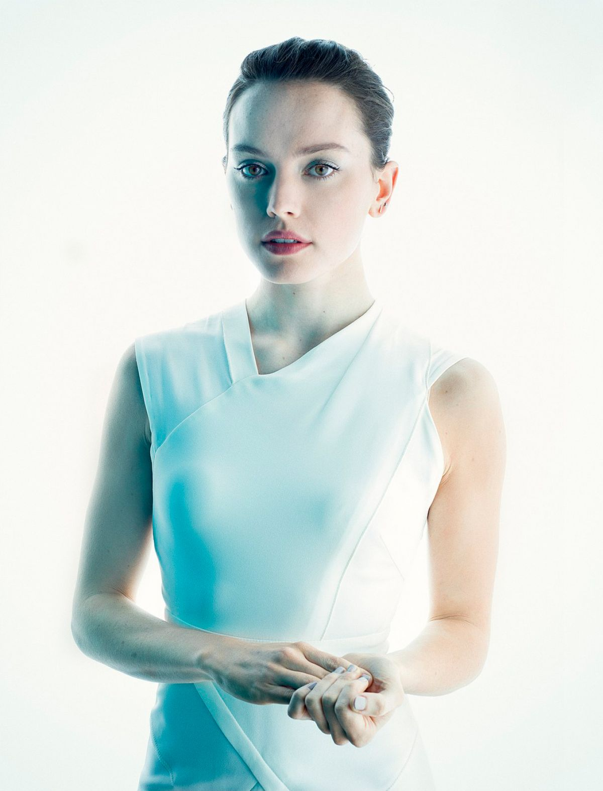 DAISY RIDLEY by Marc Grob for Time Magazine