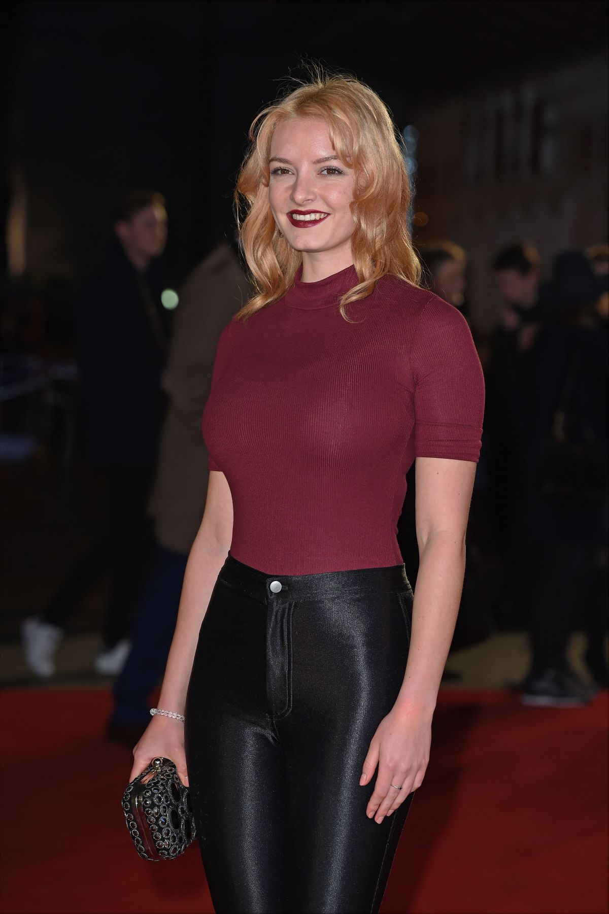 DAKOTA BLUE RICHARDS at The Danish Girl Premiere in London 12/08/2015