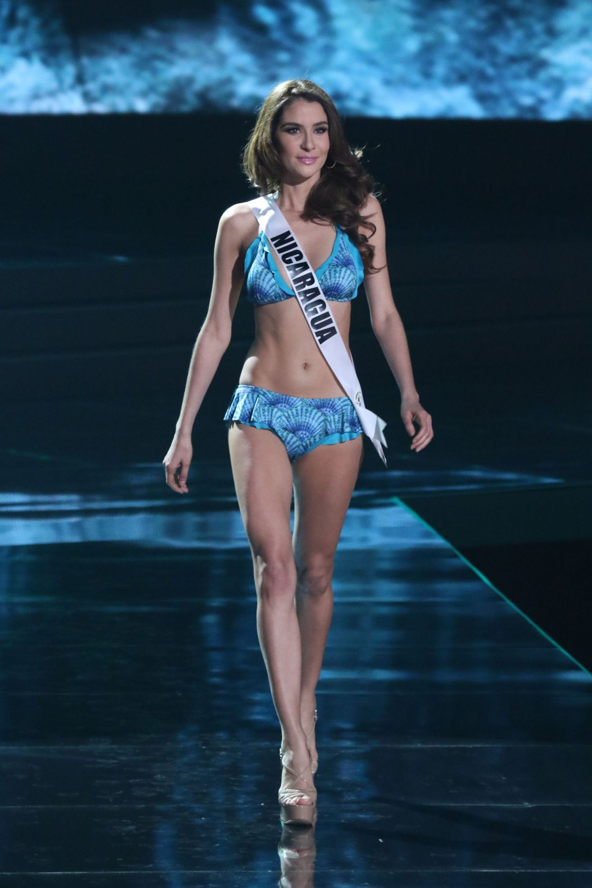 DANIELA TORRES - Miss Universe 2015 Preliminary Round 12/16/2015