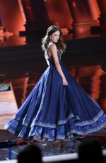 DENISE VYSNOVSKA - Miss Universe 2015 Preliminary Round 12/16/2015