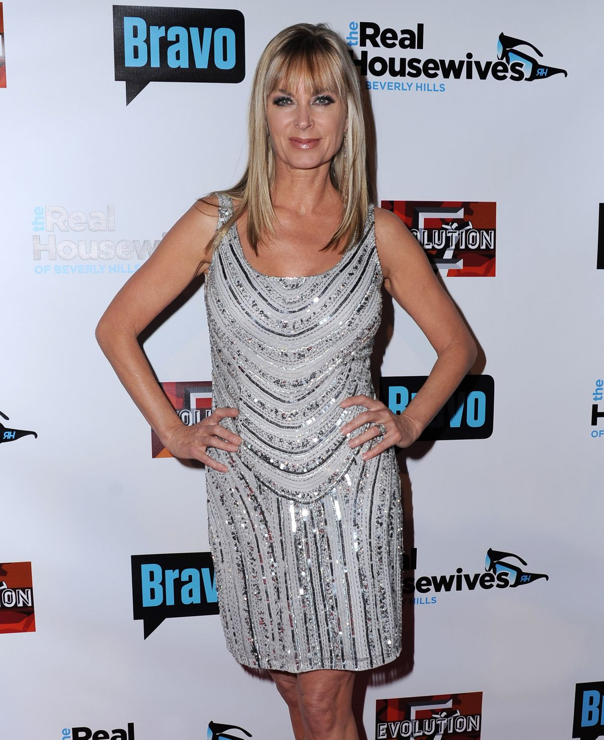 EILEEN DAVIDSON at The Real Housewives of Beverly Hills, Season 6 Premiere Party in Hollywood 12/03/2015