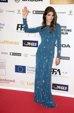 ELISA SEDNAOUI at 28th Annual European Film Awards in Berlin 12/12/2015