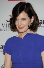 ELIZABETH MCGOVERN at Downton Abbey Season 6 Premiere in New York 12/07/2015