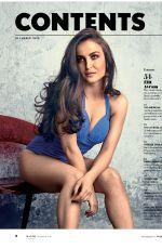 ELLI AVRAM in Maxim Magazine, India December 2015 Issue