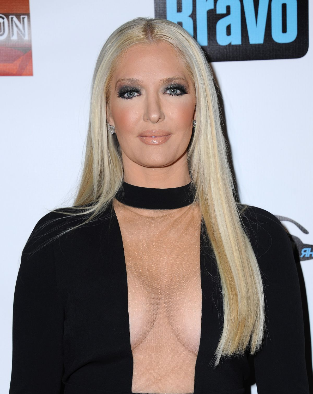 ERIKA GIRARDI at The Real Housewives of Beverly Hills, Season 6 Premiere Party in Hollywood 12/03/2015