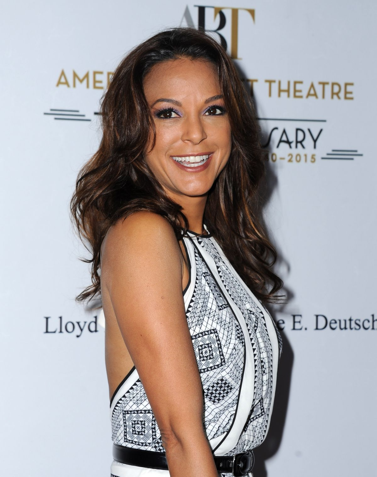 EVA LARUE at 75th Anni...