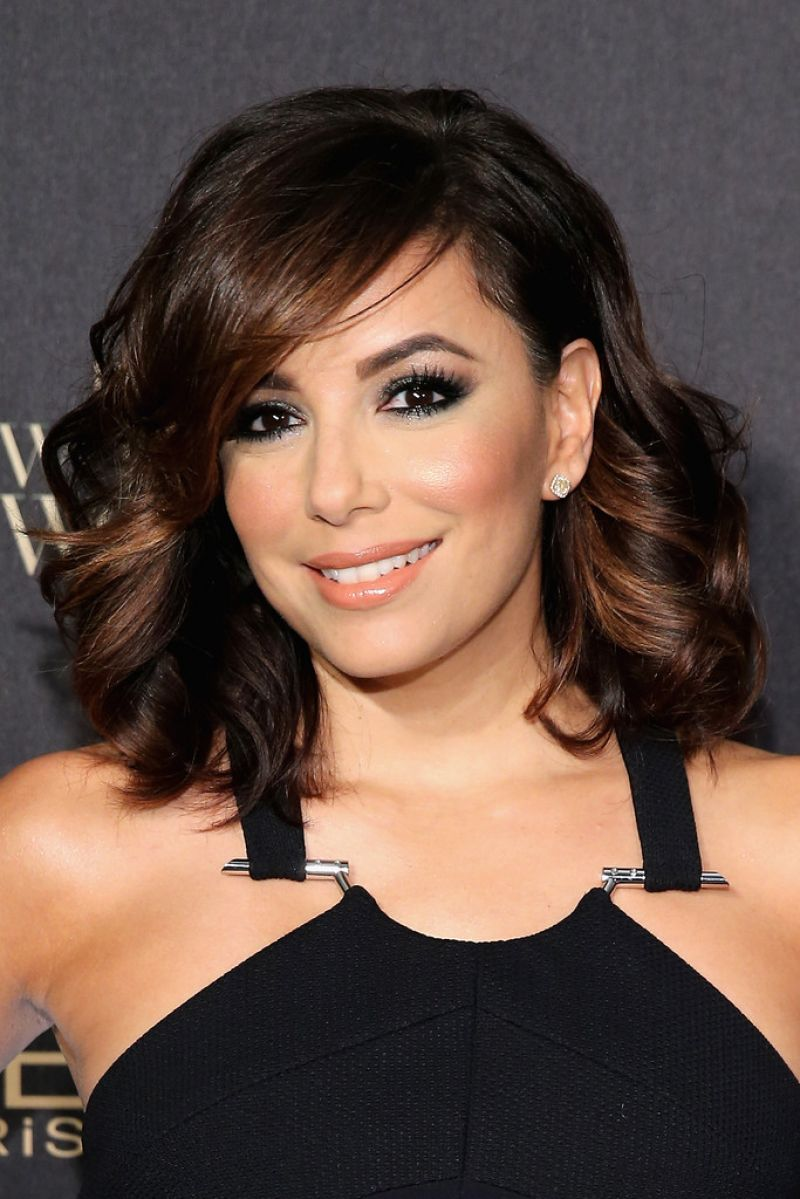 eva longoria at l�oreal paris women of worth 2015