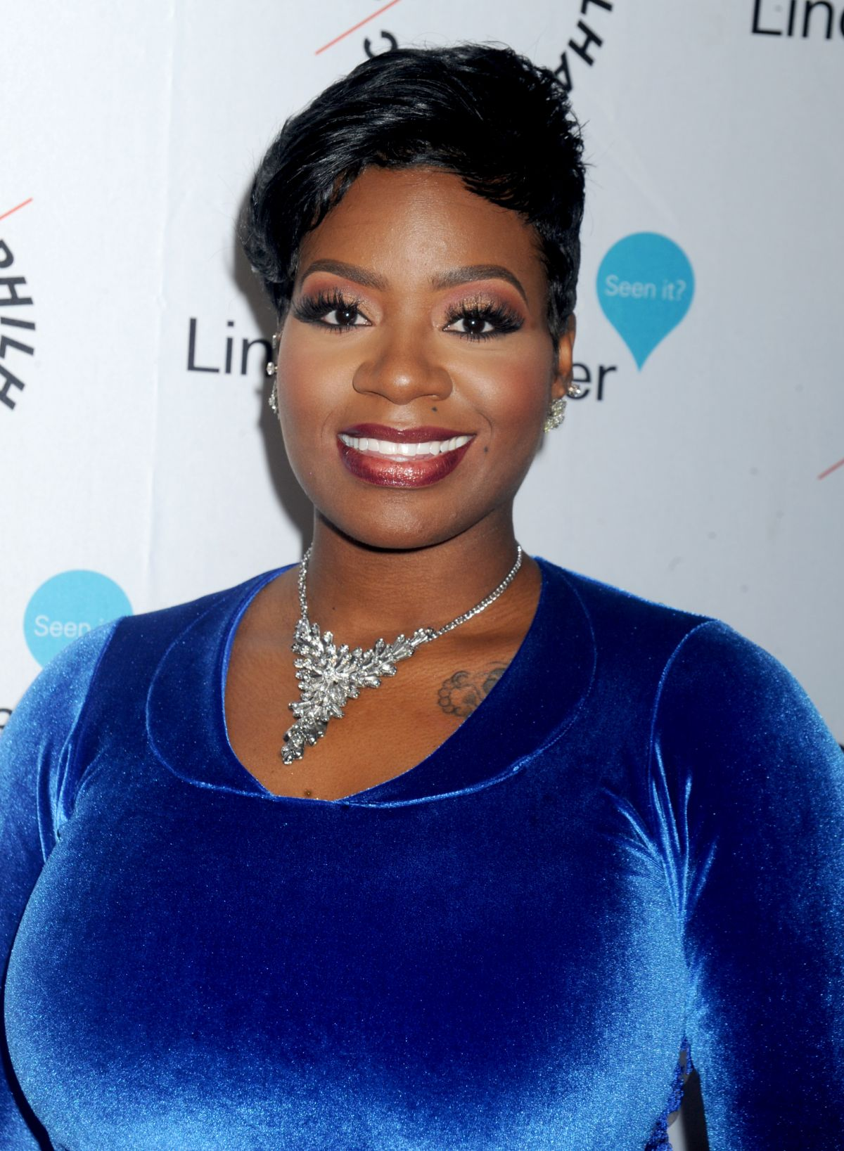 FANTASIA BARRINO at Sinatra 100: An All-star Grammy Concert Celebrating Frank Sinatra in Las Vegas 12/02/2015