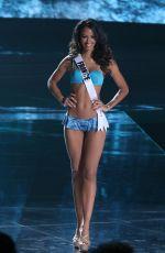 FLORA COQUEREL - Miss Universe 2015 Preliminary Round 12/16/2015