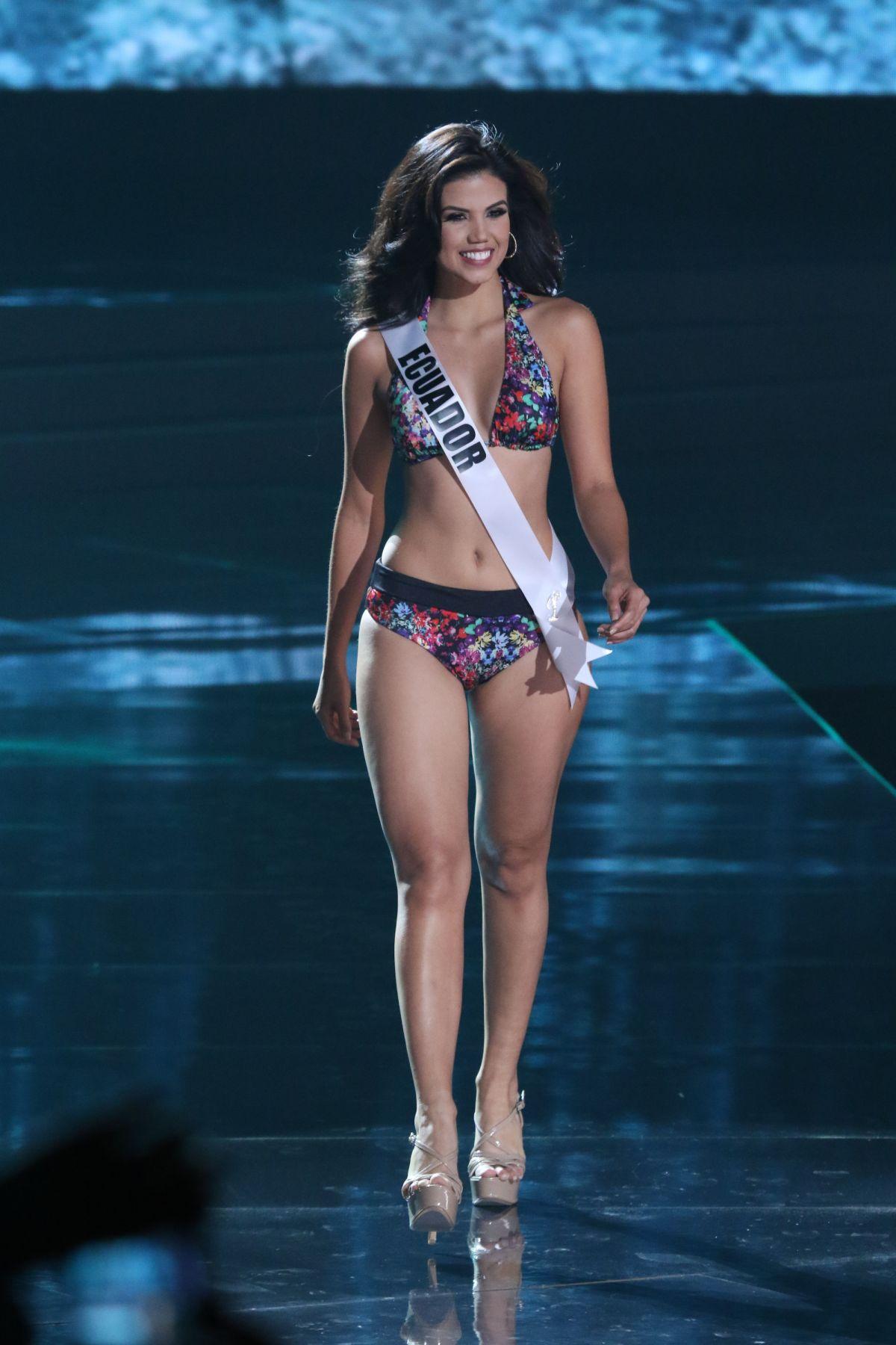 FRANCESCA CIPRIANO - Miss Universe 2015 Preliminary Round 12/16/2015