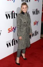 GEORGIE THOMPSON at 2015 Sky Women in Film and TV Awards in London 12/04/2015