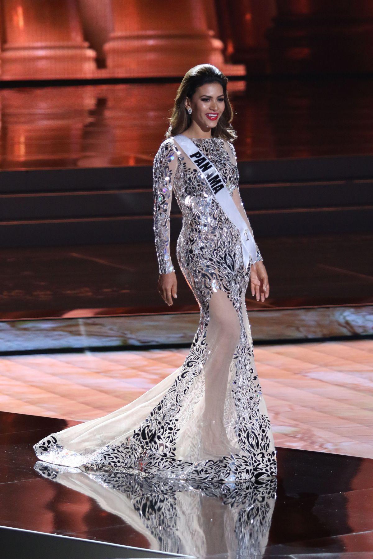 GLADYS BRANDAO AMAYA - Miss Universe 2015 Preliminary Round 12/16/2015