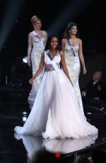 HILDA FRIMPONG - Miss Universe 2015 Preliminary Round 12/16/2015