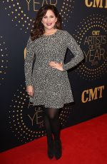 HILLARY SCOTT at 2015 CMT Artists of the Year Awards in Nashville 12/02/2015