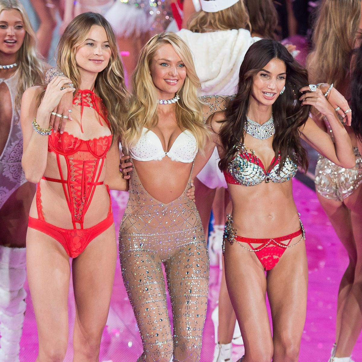 final analysis of victoria secret The brand, more loungewear than sexy lingerie, was introduced in 2002 to attract high school and college girls.