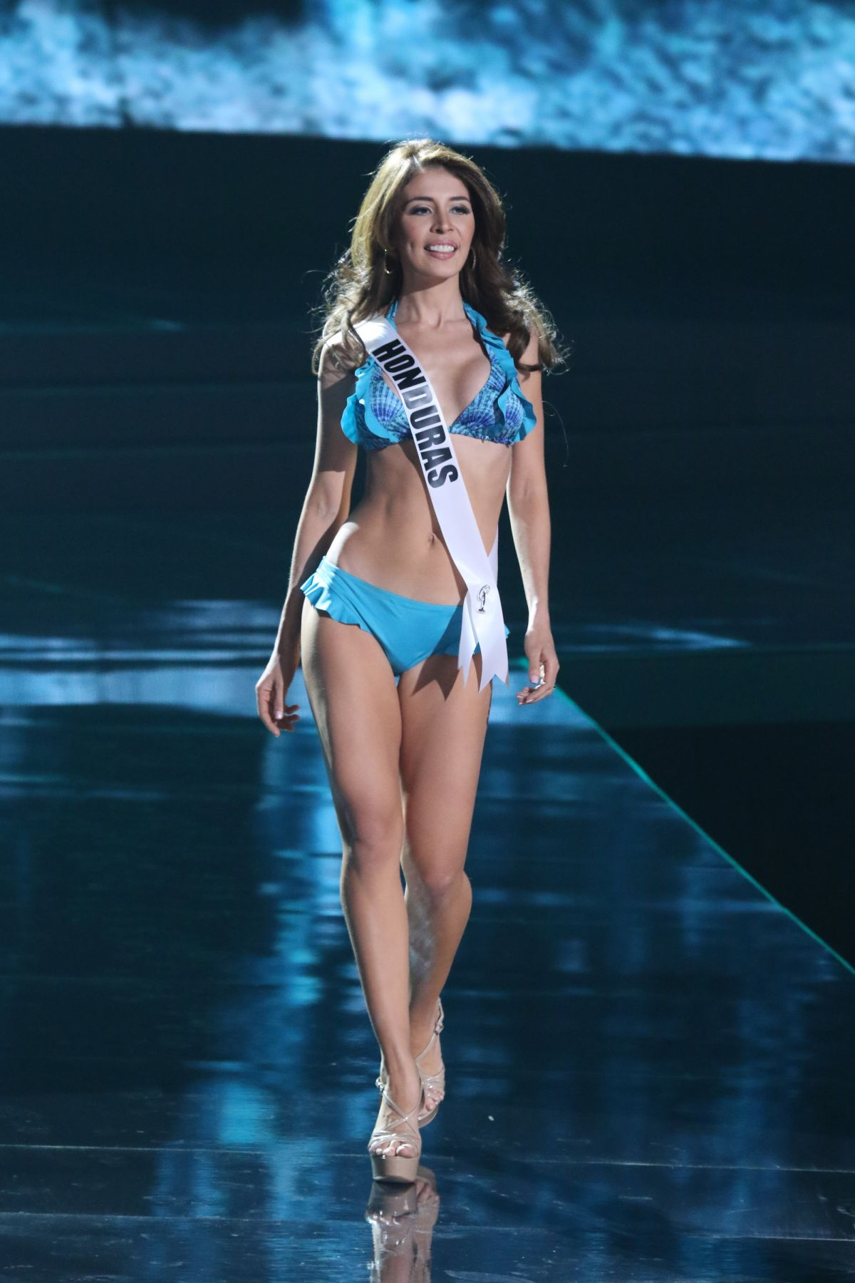 IROSHKA ELVIR - Miss Universe 2015 Preliminary Round 12/16/2015