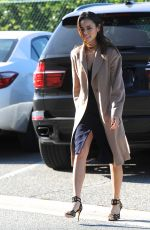 JAMIE CHUNG Out and About in Beverly Hills 12/15/2015