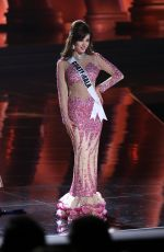 JEIMMY ABURTO - Miss Universe 2015 Preliminary Round 12/16/2015
