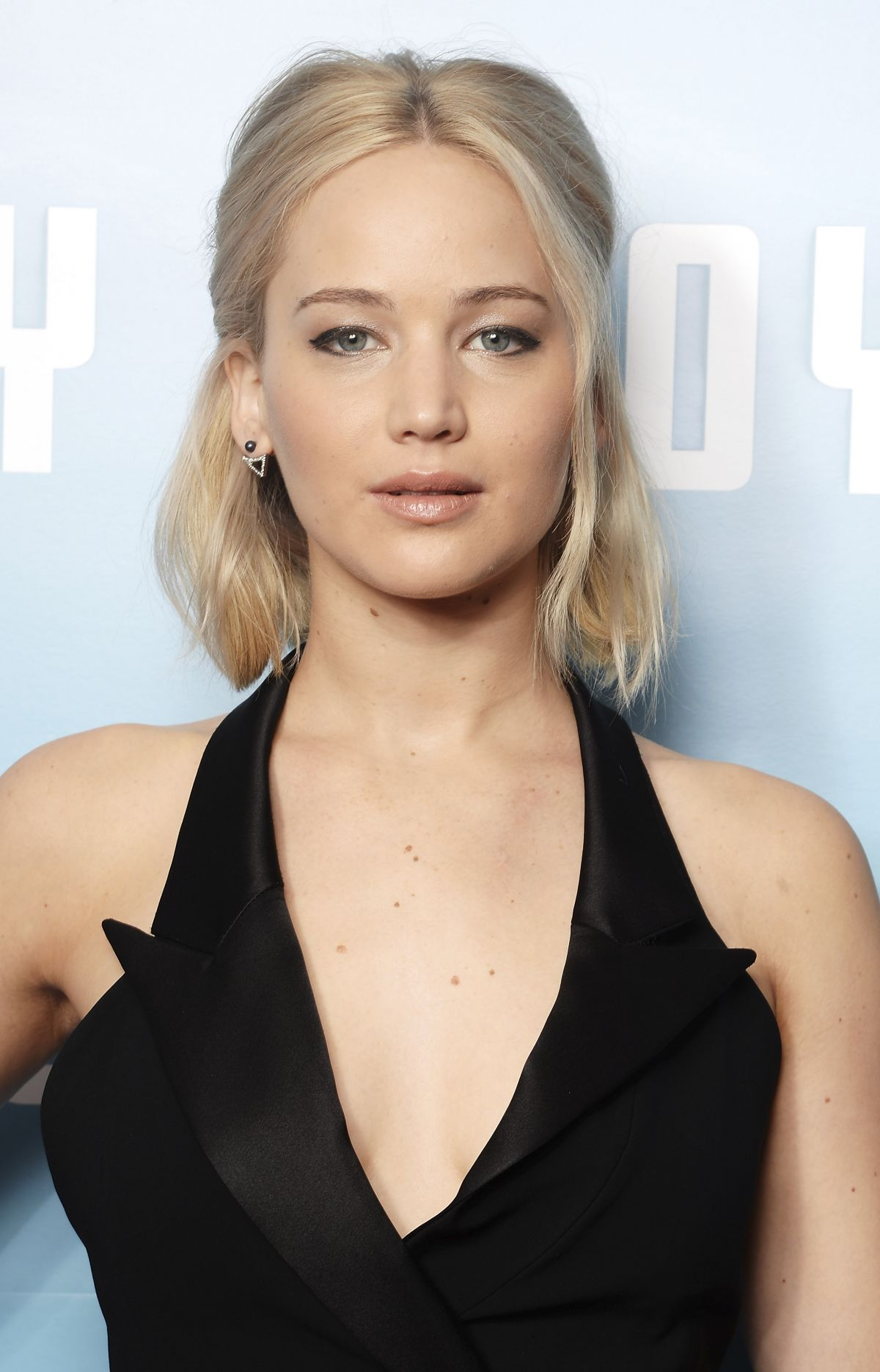 JENNIFER LAWRENCE at Joy Special Screening at Ham Yard Hotel in London 12/17/2015