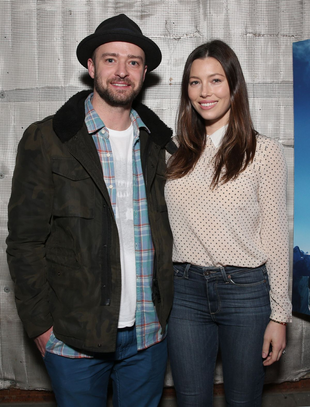 JESSICA BIEL at Celebration of Meru Screening and Reception in Los Angeles 12/16/2015