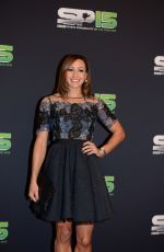 JESSICA ENNIS HILL at BBC Sports Personality of the Year Award in Belfast 12/20/2015