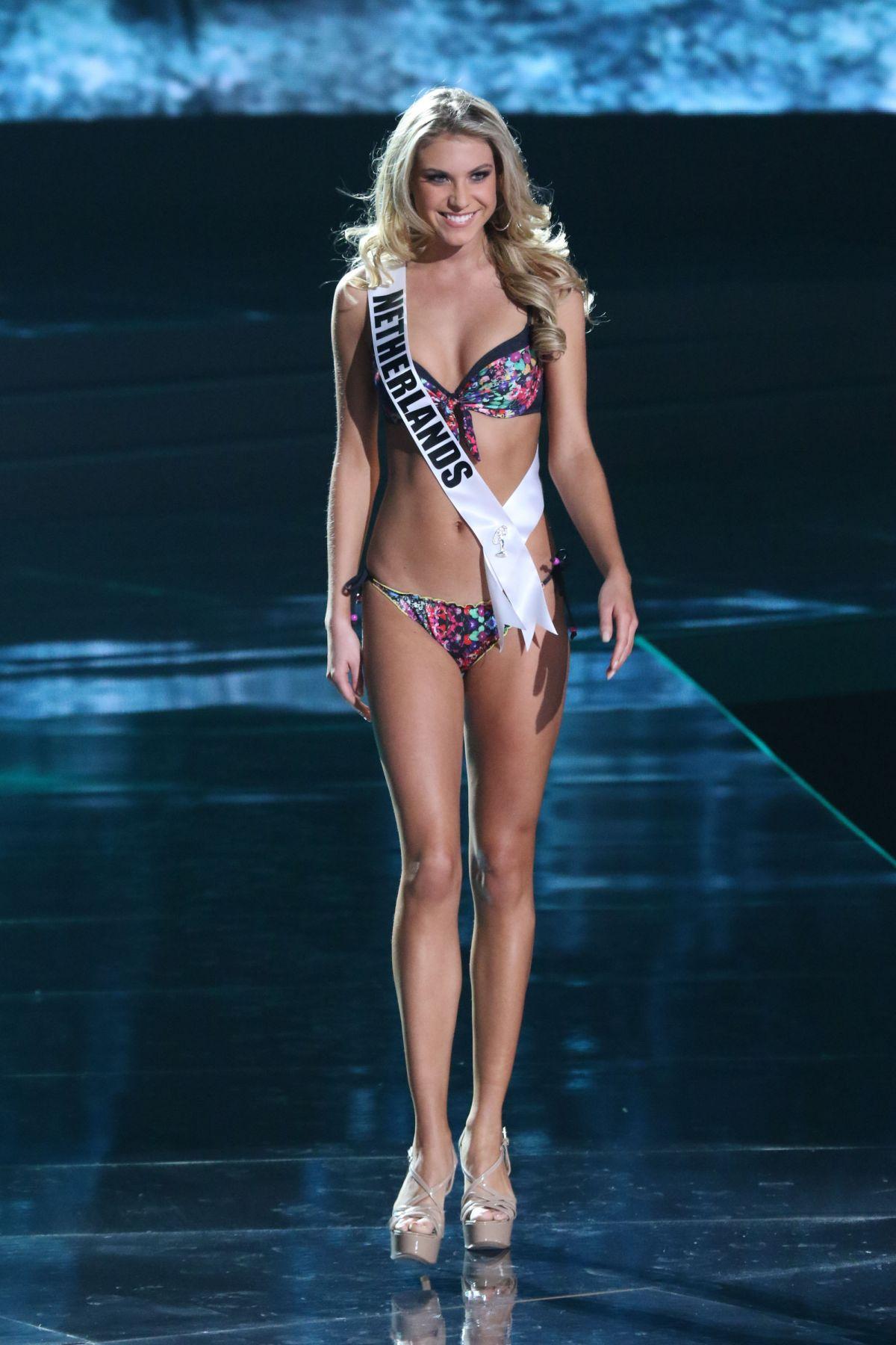 JESSIE JAZZ VUIJK - Miss Universe 2015 Preliminary Round 12/16/2015