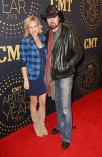 JOEY LAUREN ADAMS at 2015 CMT Artists of the Year Awards in Nashville 12/02/2015