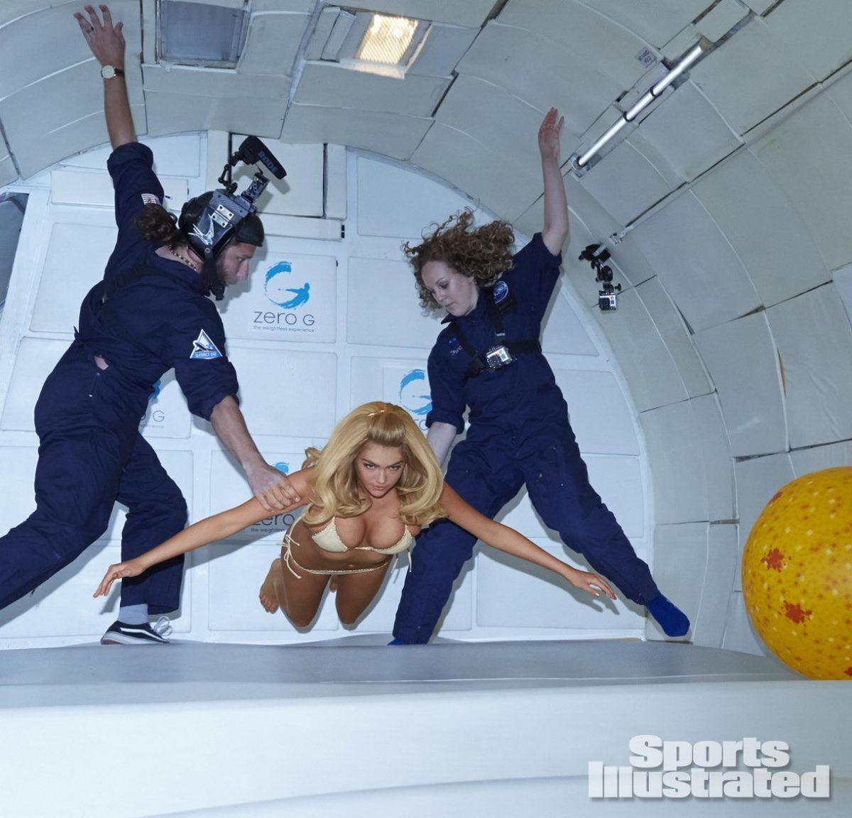 Kate upton zero gravity 4