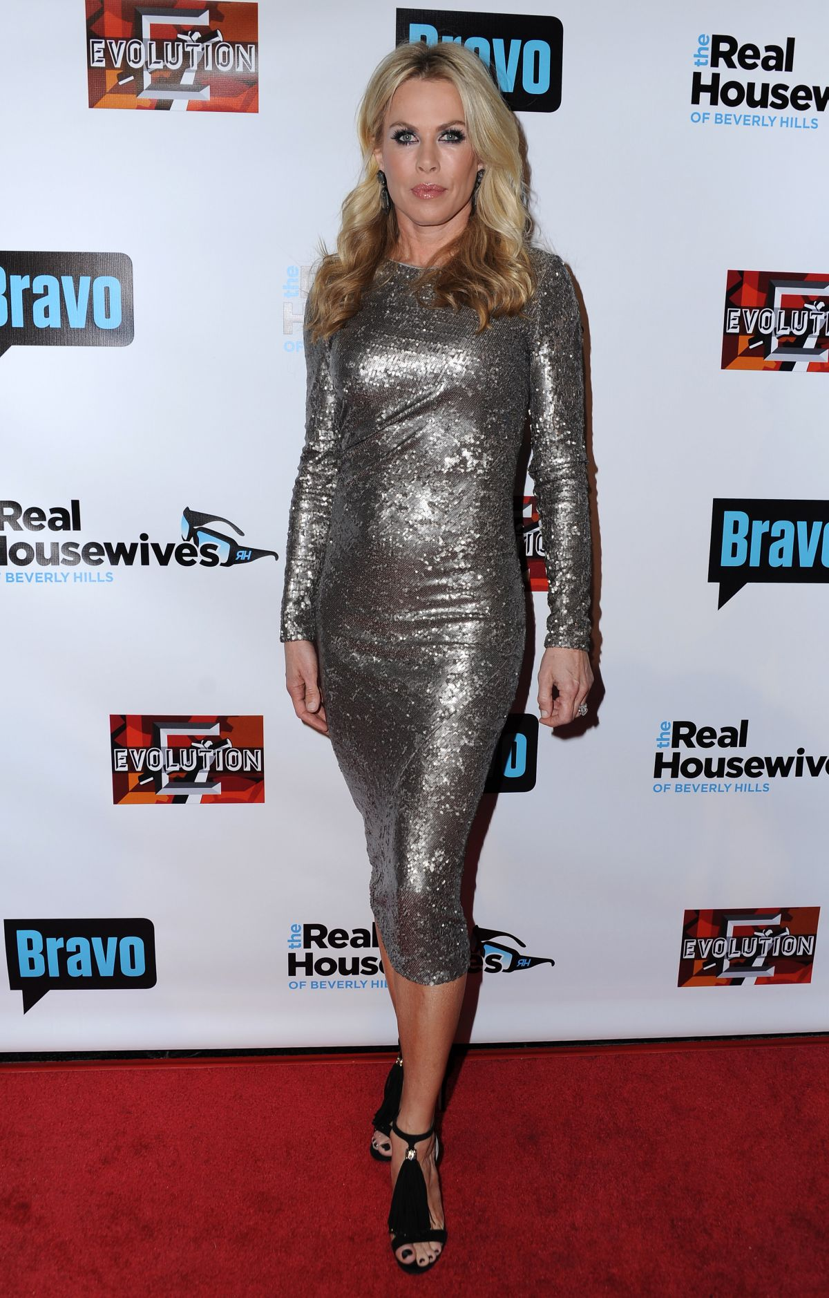 KATHRYN EDWARDS at The Real Housewives of Beverly Hills, Season 6 Premiere Party in Hollywood 12/03/2015
