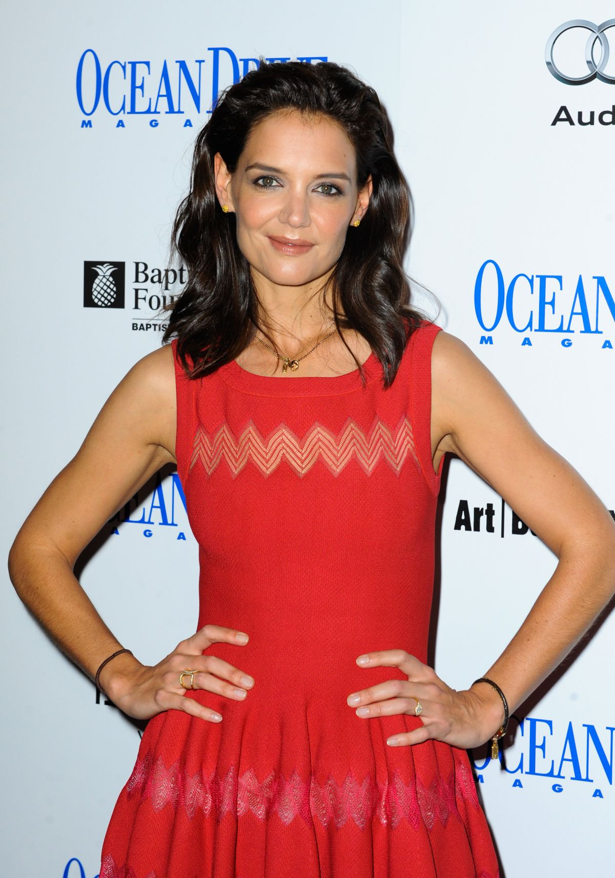 Katie Holmes Art Party Event Archives Page Hawtcelebs