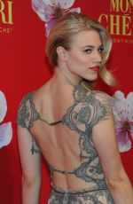 LARISSA MAROLT at Mon Cherie Barbara Tag 2015 in Munich 12/04/2015