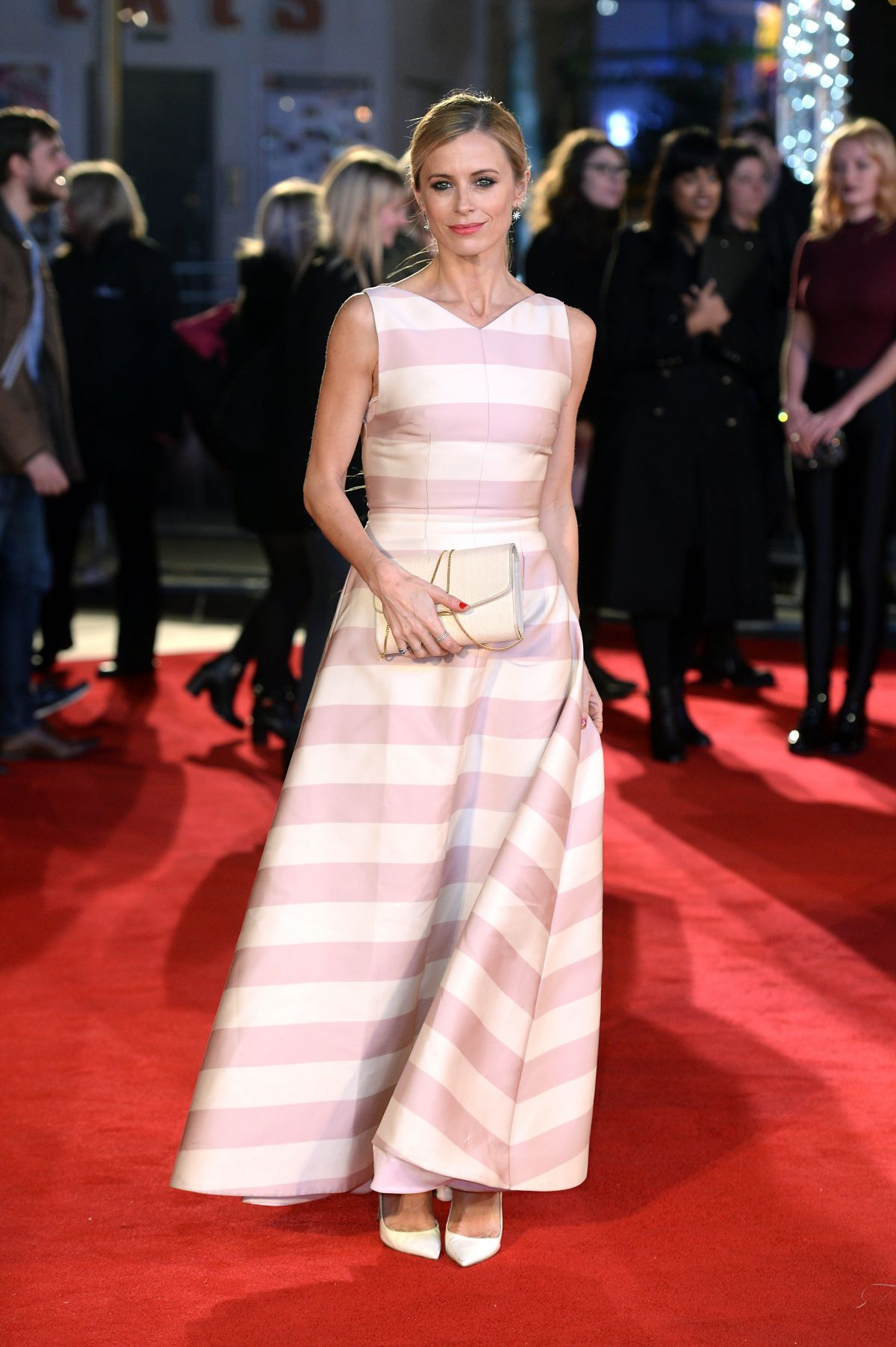 LAURA BAILEY at The Danish Girl Premiere in London 12/08/2015