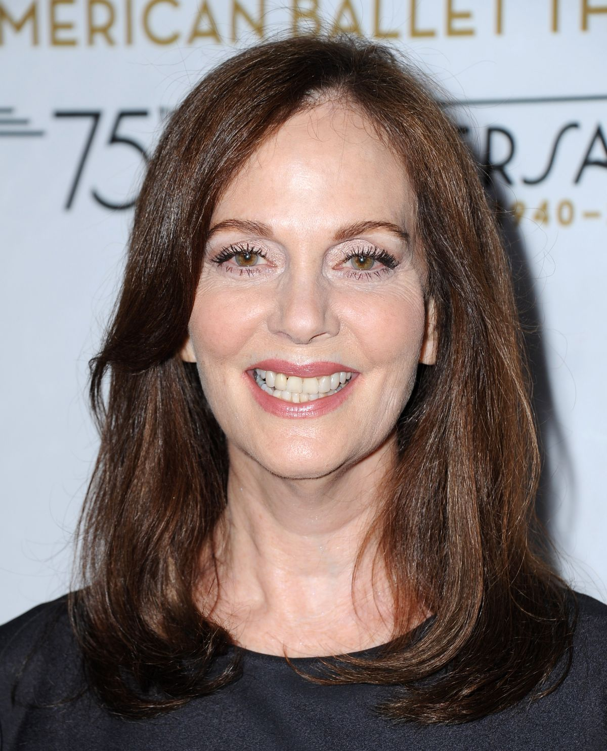 LESLEY ANN WARREN at 75th Anniversary Holiday Benefit Hosted by the American Ballet Theatre in Beverly Hills 12/07/2015