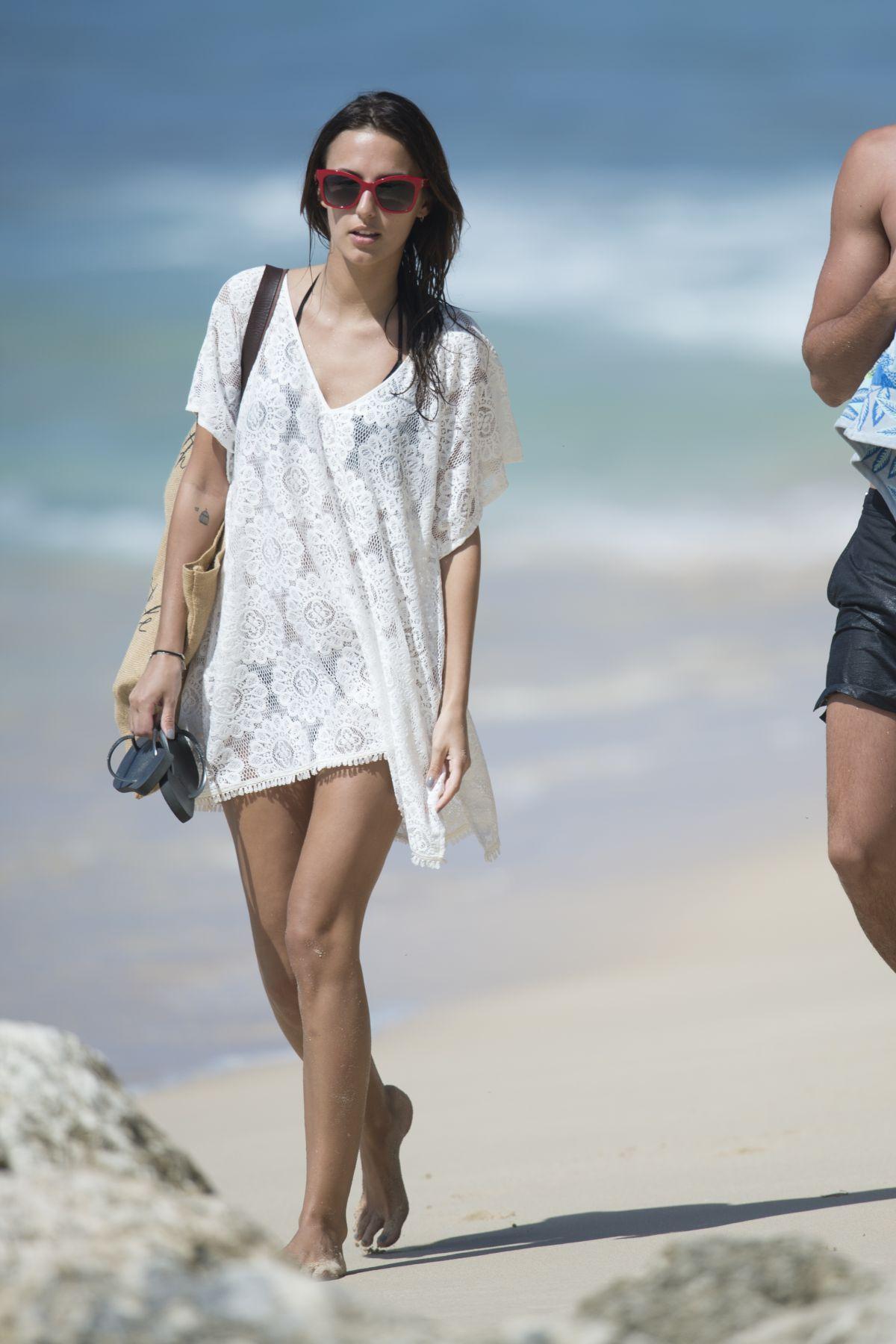 LUCY WATSON in Bikini ...