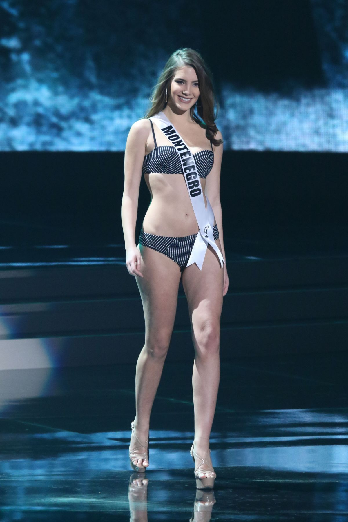 MAJA CUBIC - Miss Universe 2015 Preliminary Round 12/16/2015