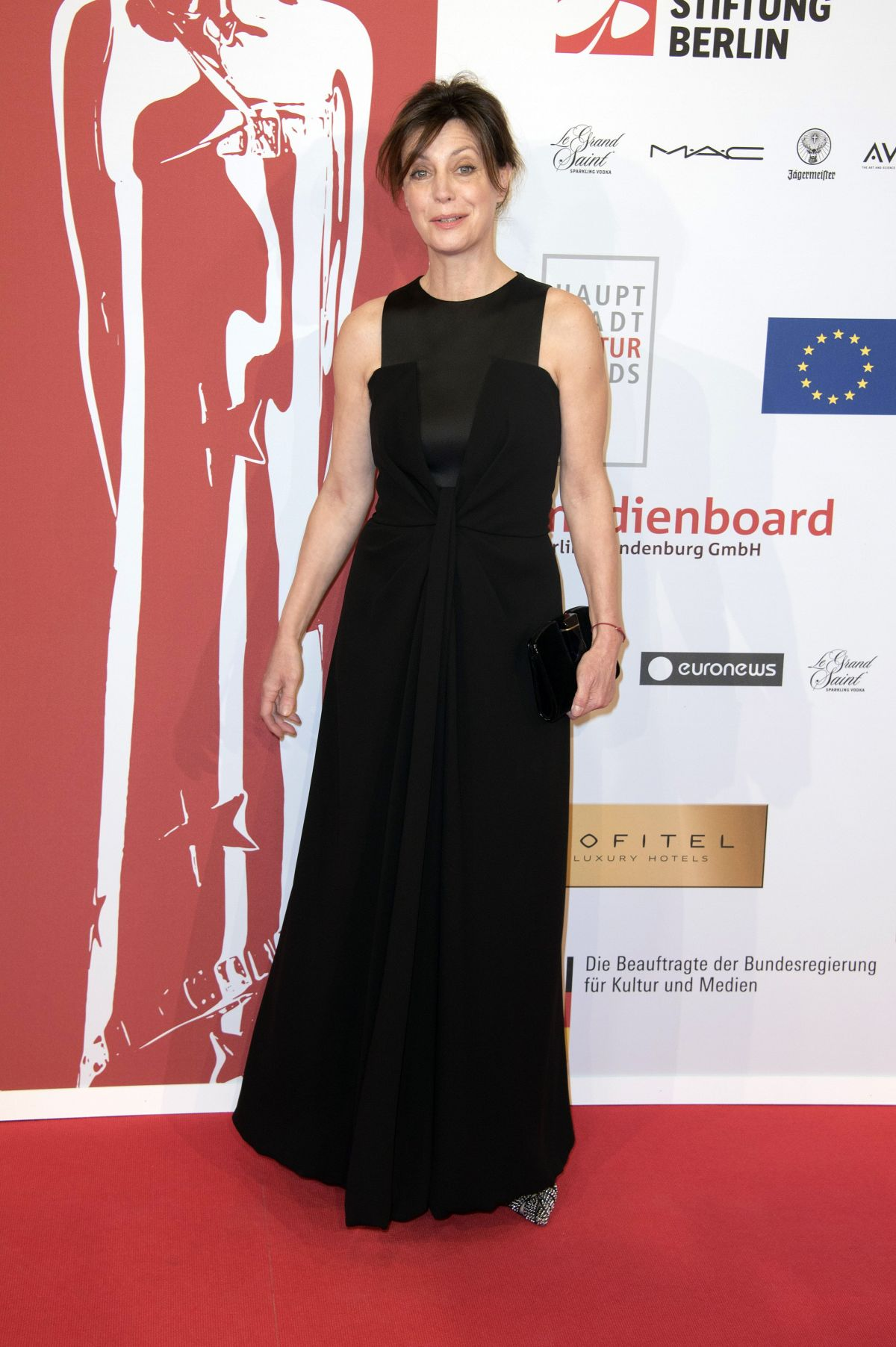 MARGHERITA BUY at 28th Annual European Film Awards in Berlin 12/12/2015