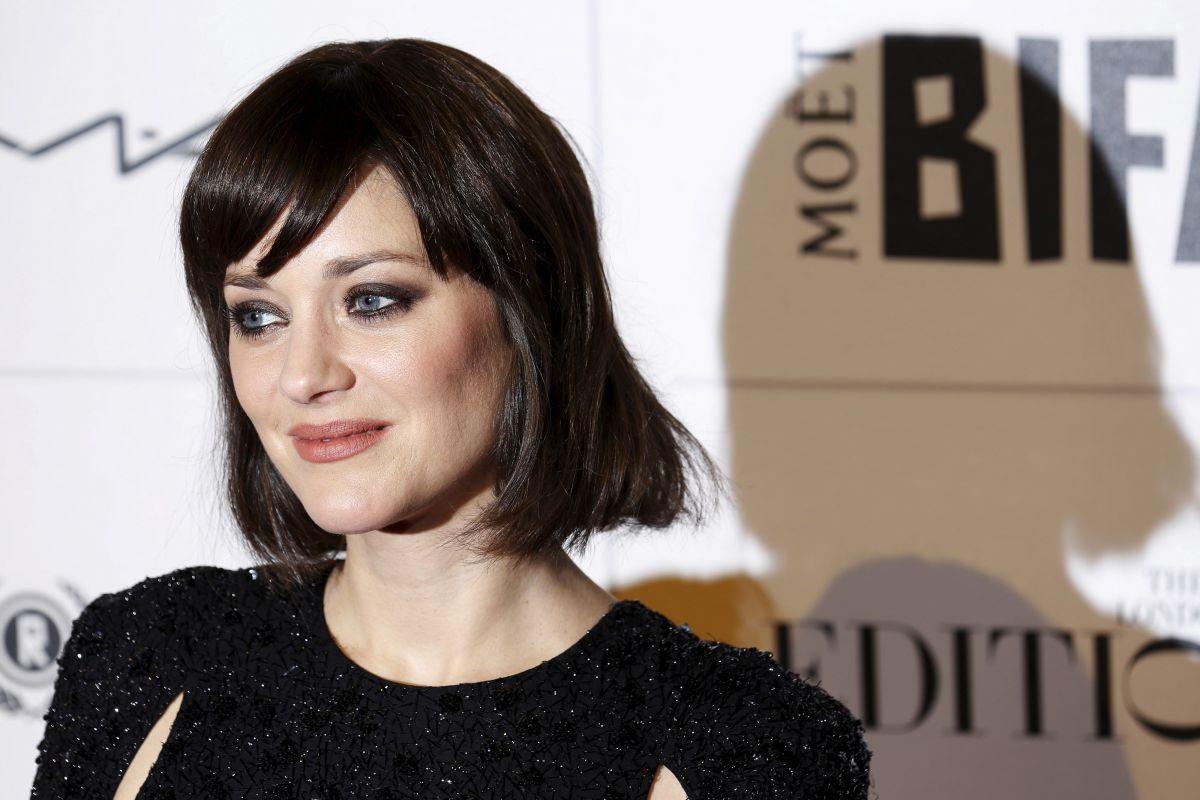 MARION COTILLARD at Moet British Independent Film Awards ...
