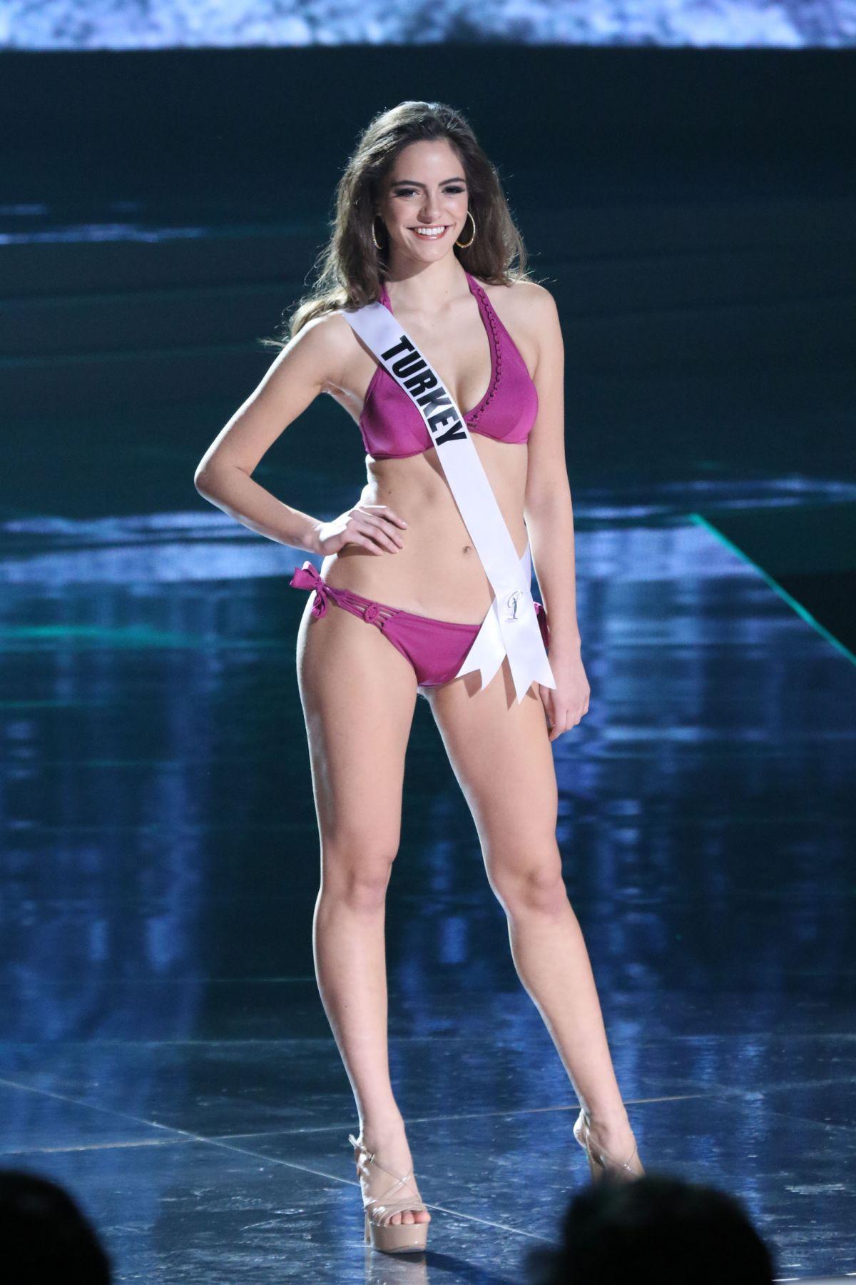 MELISA UZUN - Miss Universe 2015 Preliminary Round 12/16/2015