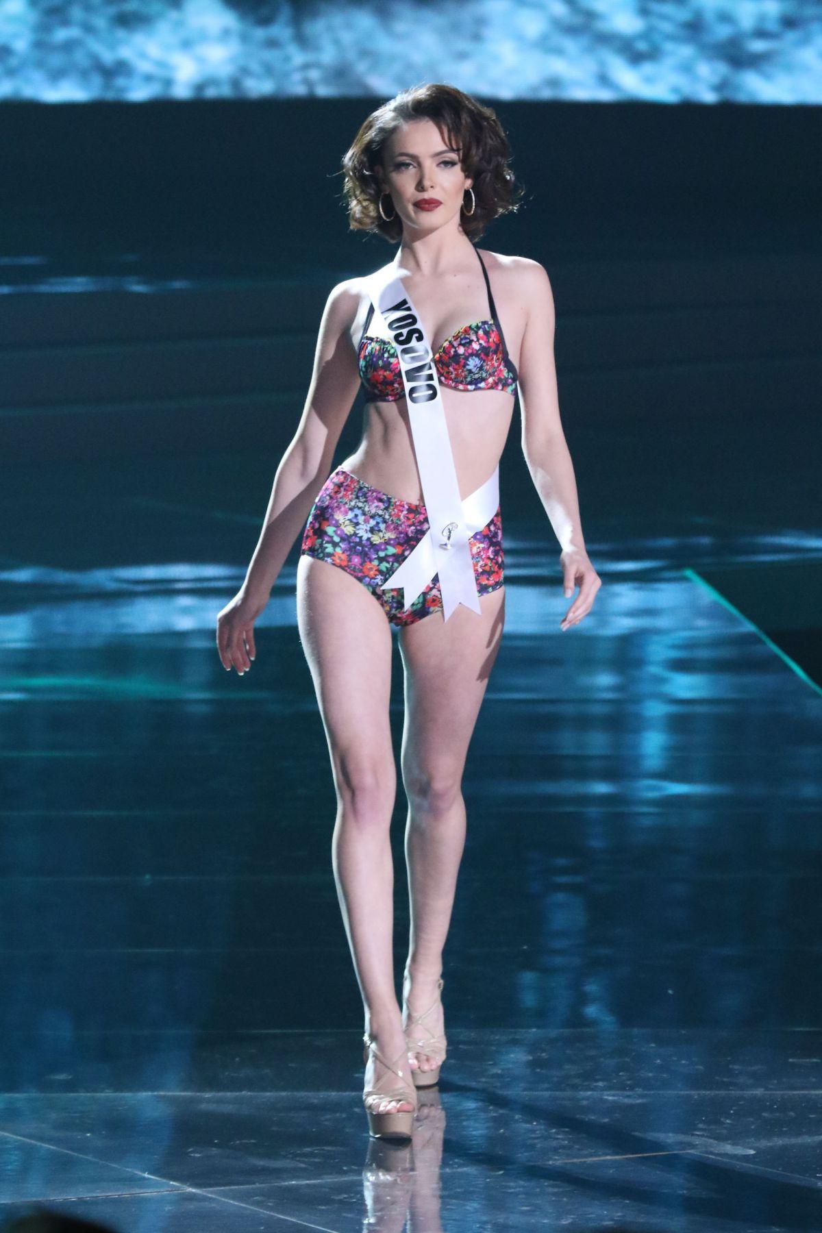 MIRJETA SHALA - Miss Universe 2015 Preliminary Round 12/16/2015