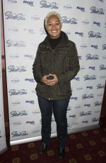 MONICA GALETTI at Peter Pan and Tinker Bell – A Pirates Christmas Opening Night in Pasadena 12/09/2015
